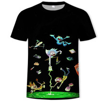 Brawling Stars 2 Art 3D t-shirt Men's T-shirt Summer Animation T-shirt Short sleeve T-shirt O-neck Jacket Odd Pictures(China)