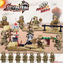 16 pz/set Super Heroes FAI DA TE Blocchi di Costruzione di Modello Kit Hulk Batman Thanos Thor di Montaggio Mattoni Giocattoli Per Bambini legoinglys(China)