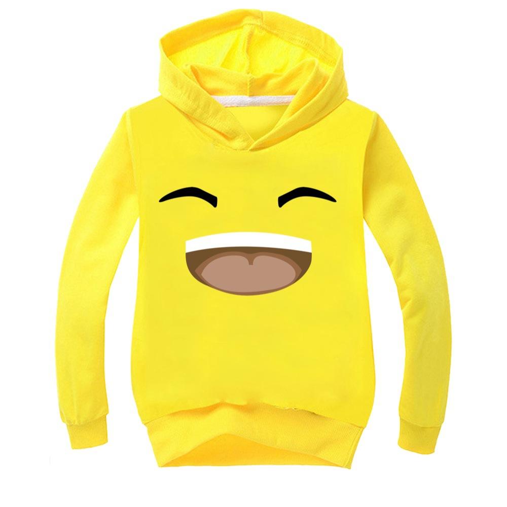 Jelly sourire Hoodies Kids enfants hoodysweatshirt Pull YouTube