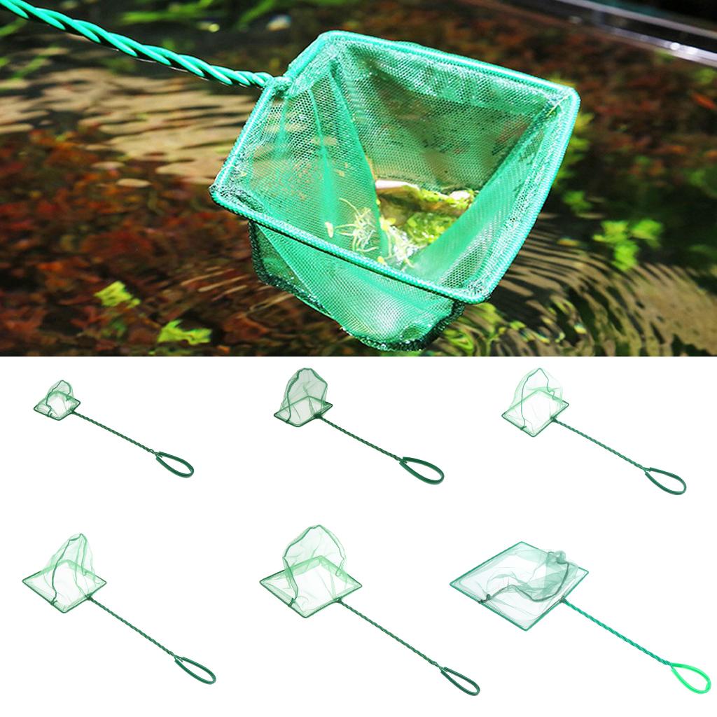 Aquarium Fish Tank Fish Nets Sizes 3