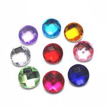 10 sztuk/partia 18mm żywica kolorowe Paisley przystawki przycisk Chams Fit DIY Ginger bransoletka Snap naszyjnik biżuteria(China)