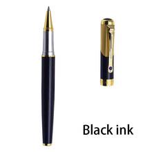 Guoyi C005 DIY Роскошная металлическая гелевая ручка 0,5 мм острые канцелярские принадлежности для офиса и обучения школьные канцелярские принадл...(China)