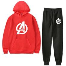 Avengers Hoodies ยาวกาง(China)