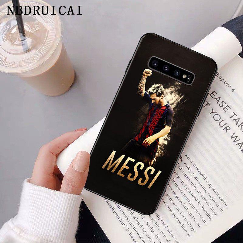 Lionel Messi Black