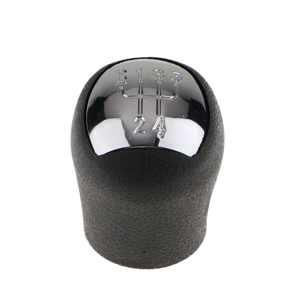 5 Speed Gear Stick Shift Knob Plastic Fit for RENAULT CLIO MK2 172 182 RS