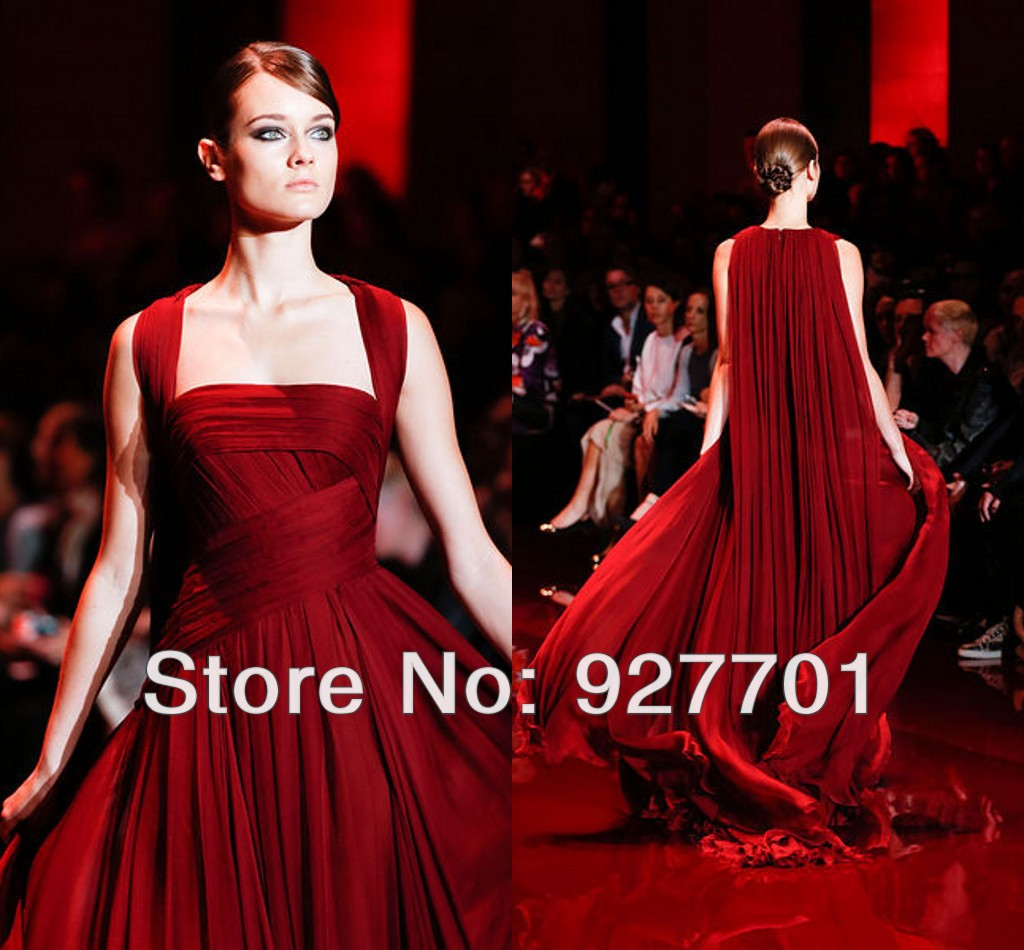 Indian haute couture evening dresses prom stores for Haute couture red