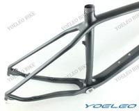 """Рама для велосипеда 29er 100% 15,5 1/1/8""""/1/1/2"""" BB30 1215g 3K"""