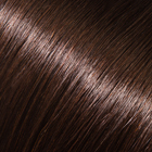Human Hair Free Shipping Brazilian I-Tip hair extension Colored 100 rings/lot  straight hair comes in 10 colors