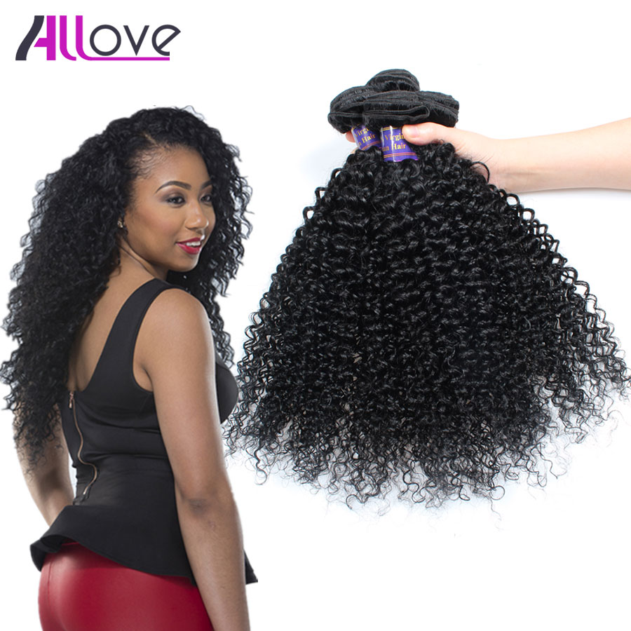 4 Bundles Afro Kinky Curly Human Hair Weft Mongolian Kinky Curly Virgin Hair 8A Unprocessed Virgin Hair Curly Domestic Delivery<br><br>Aliexpress