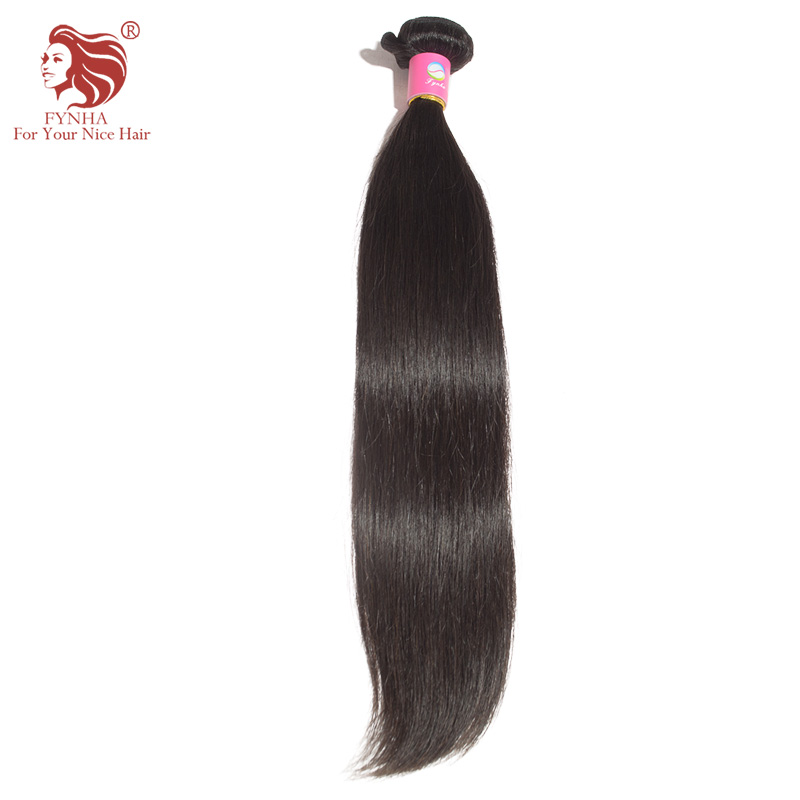 1pcs/lot Grade 6A Hair Straight 100% Virgin Silky Straight  8-36