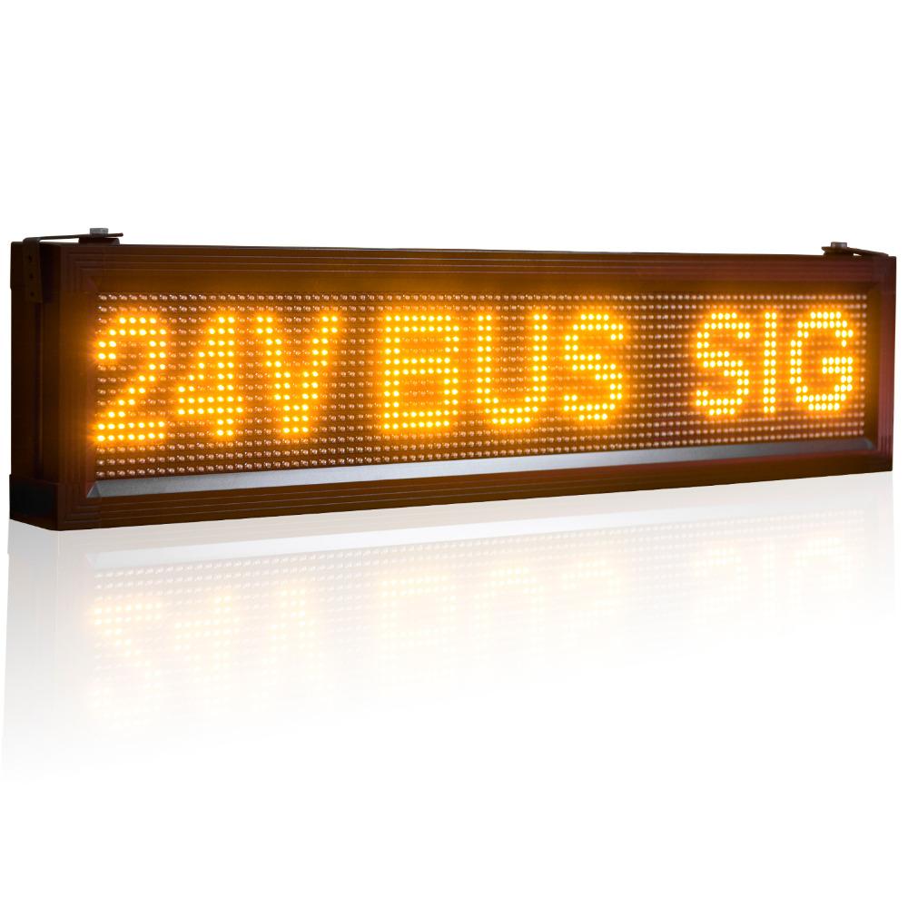 Achetez en gros bus panneau d 39 affichage en ligne des for Panneau affichage led exterieur