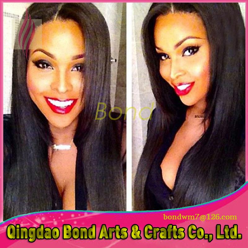 No tangled full lace human hair wigs straight natural black hair cheap glueless long full lace human hair wigs for black women<br><br>Aliexpress
