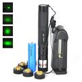 303 Laser 10000MW 532nm Laser Pen Pointer Green Starry Sky High power Burning Matchs Laser Presenter