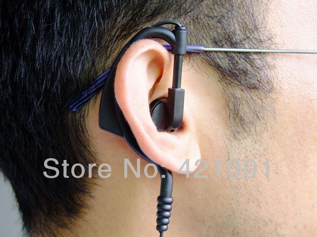 мини рации в ухо хорошей эластичности