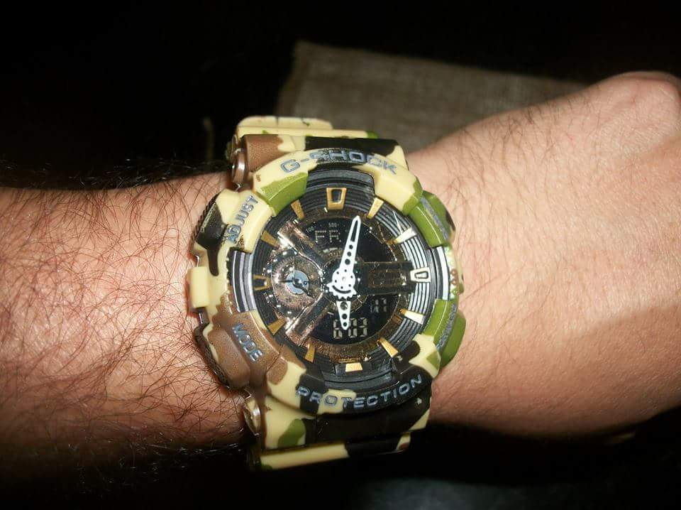 Laros watch wr50m
