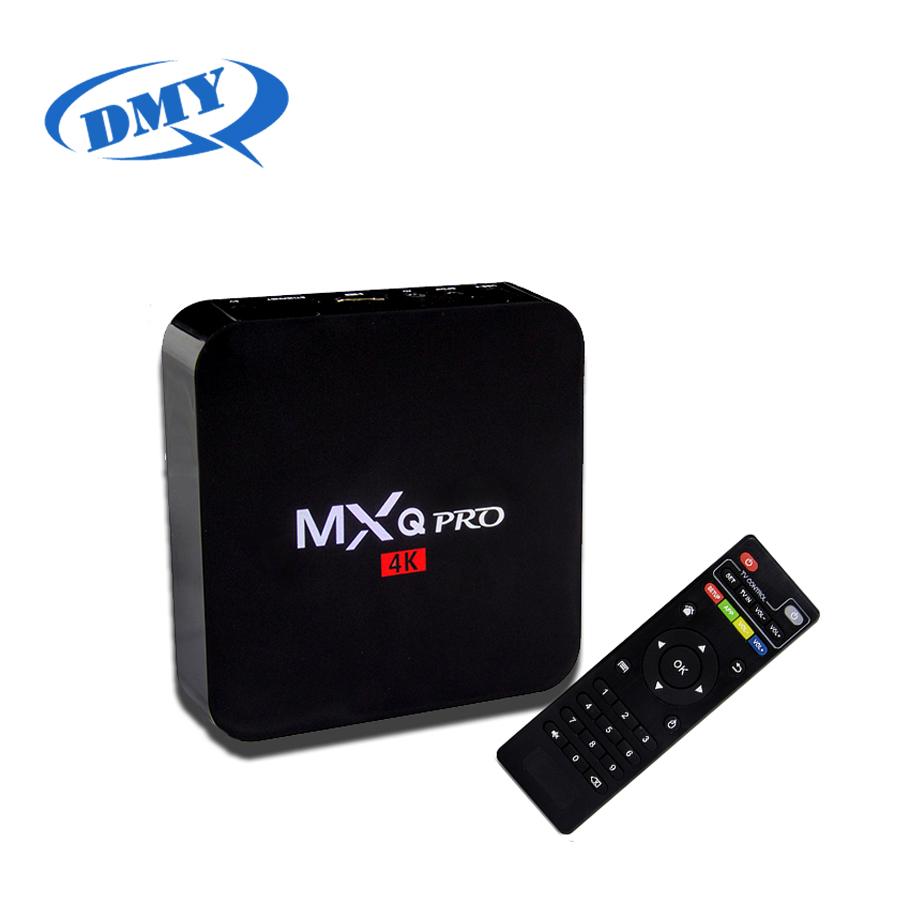 smart set top tv box mxq pro amlogic s905 64bits android. Black Bedroom Furniture Sets. Home Design Ideas