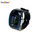 New Smart human TK109 GPS Watch Tracker tracking device 19N SOS For Running Man Two way