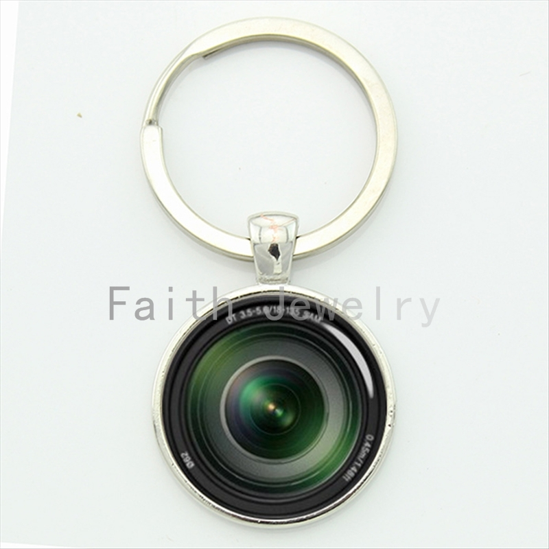 My photography my key chain camera Lens art picture freeze-frame the moment keychain 2016 new design fashion jewelry KC372(China (Mainland))