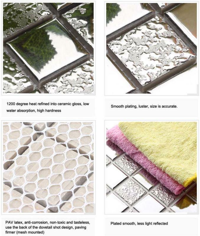 Glazed porcelain vs ceramic tile