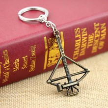 The Walking Dead Chaveiro Daryl Dixon Crossbow Keychain