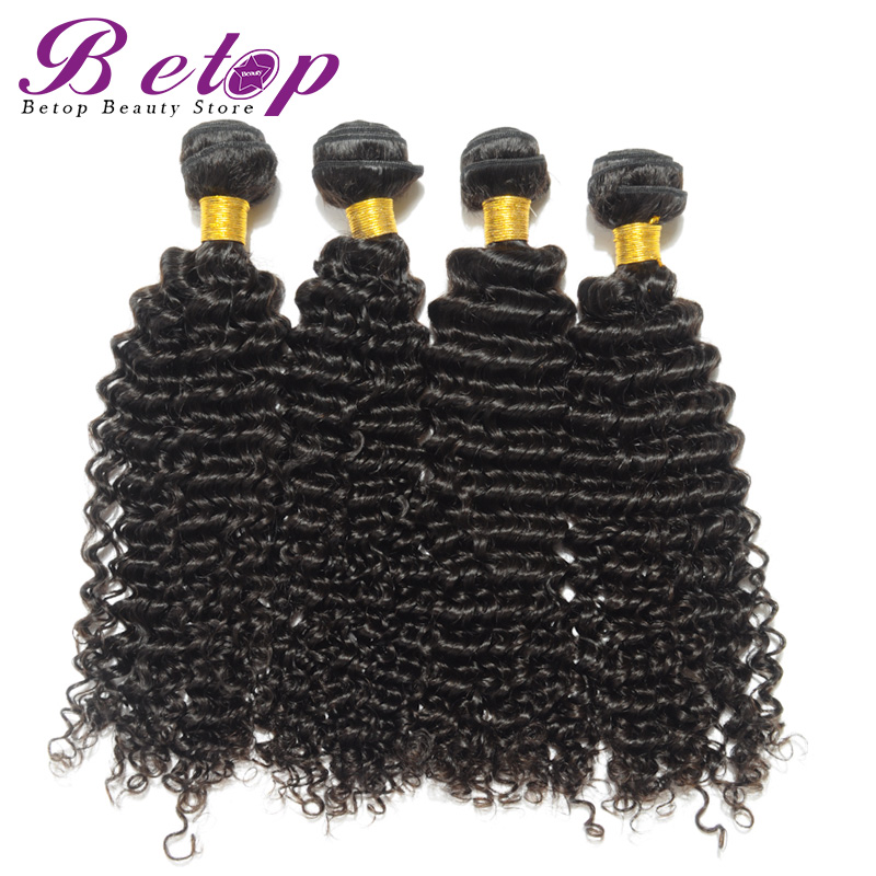 Kinky Curl Virgin Brazilian Hair Weave afro kinky curly hair brazilian extensions 12-30 inch DHL - Betop Beauty Store store