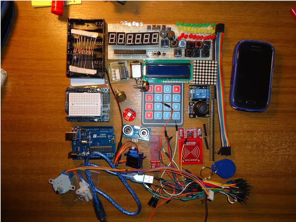 Surface mount prototype board Jameco Electronics