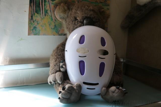 No-Face costume 12