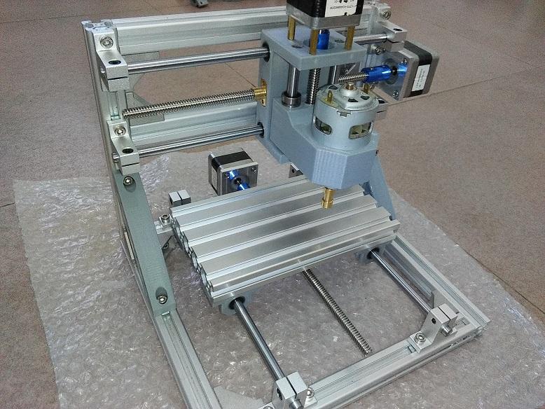 diy wood cnc machine