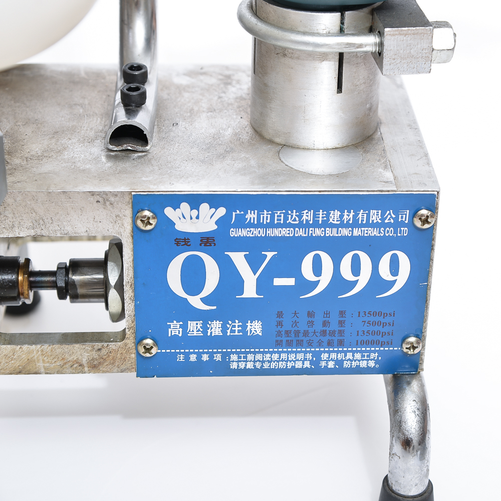 Double liquids grout injecting pump Epoxy pump Perfusion machine Waterproofing plugging