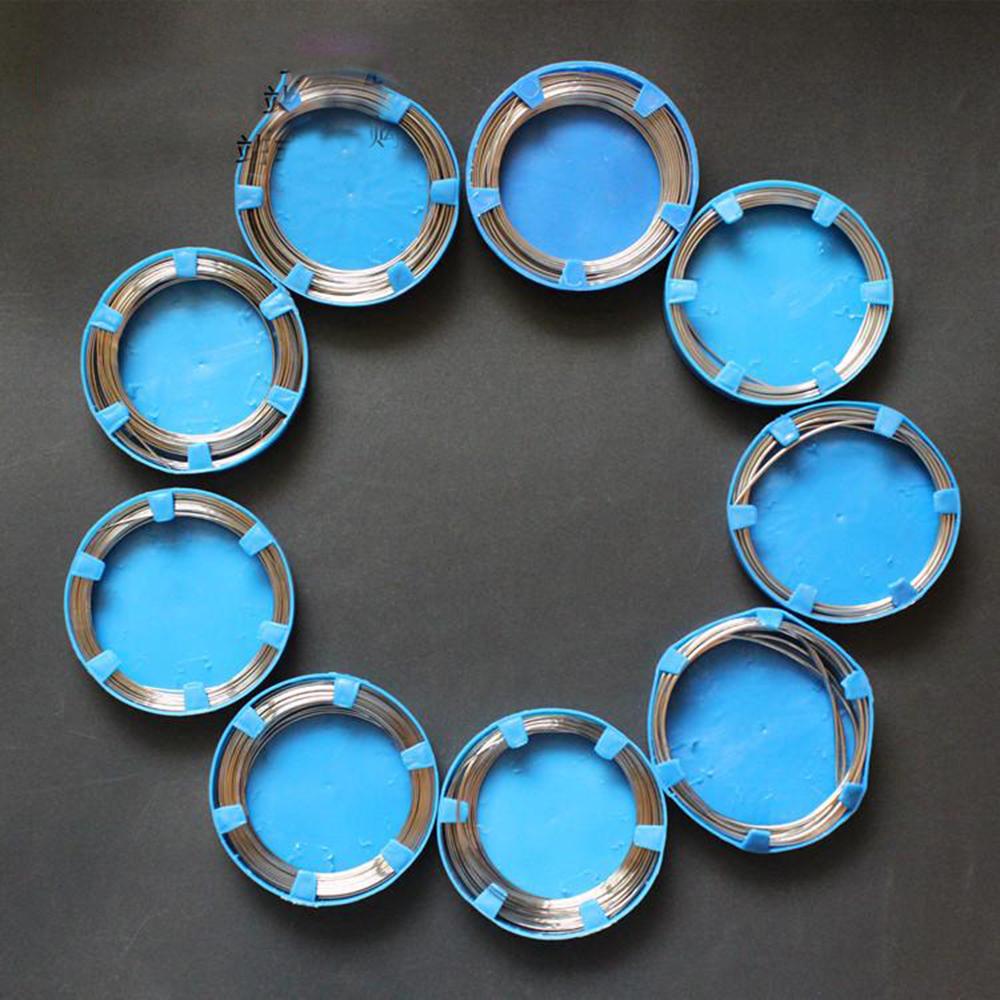 Dental Lab Product Semicircle Plastic Plates Plastic Plate Bottom Base Maxillary Frame Fixed Mandibular Consumable