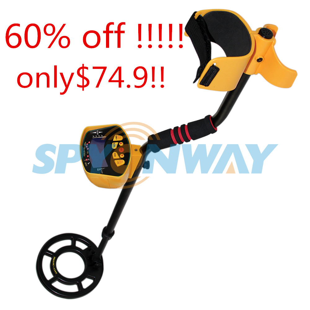 best price MD 3010 II china Made Metal detector with LCD Display and Target Identity<br><br>Aliexpress