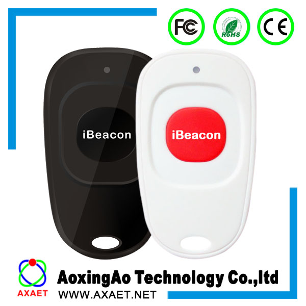 Bluetooth indoor navigation waterproof ble 4.0 ibeacon with TICC2541 chipset beacon programmable for news pushing(China (Mainland))