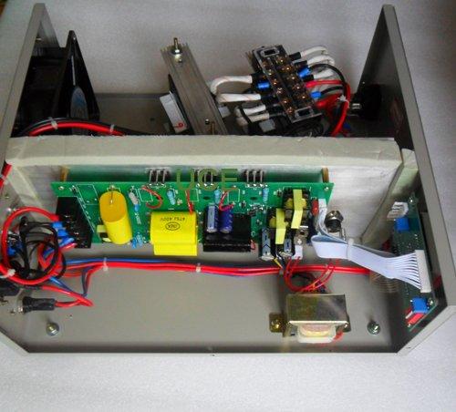2000 Вт/33 кГц цифровой ультразвуковой генератор для очистки вибрации бак digital-ultrasonic-generator-1