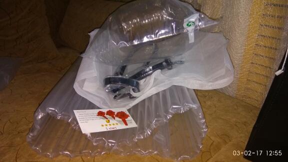 доставка 25дн. до ростова на дону .Спасибо за китайский воздух .Упаковка 5+.