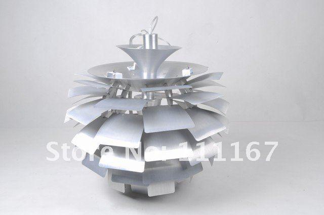 artischocke lampe poul henningsen anh nger lampe. Black Bedroom Furniture Sets. Home Design Ideas