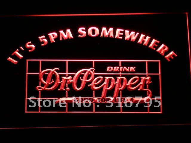 Signes vintage dr pepper