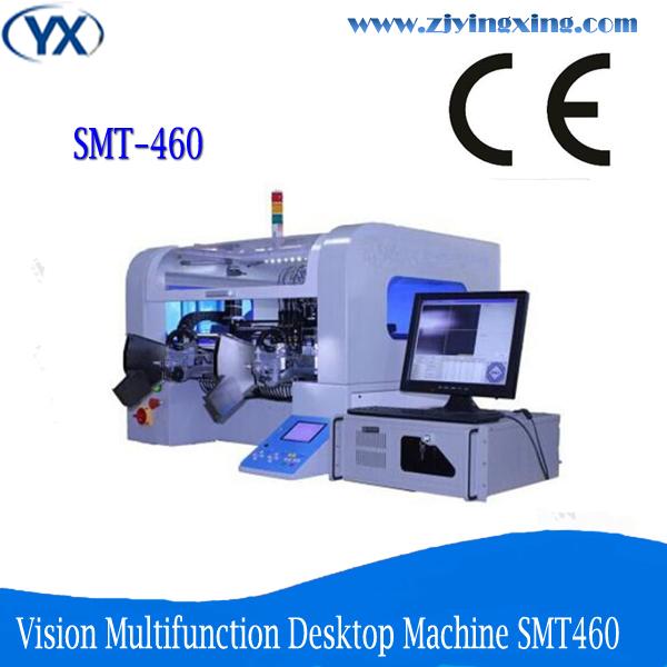 SMT460 Manual Smd Pick Place Machine Placement Machine Smt Machine Pick and Place Equipment(China (Mainland))