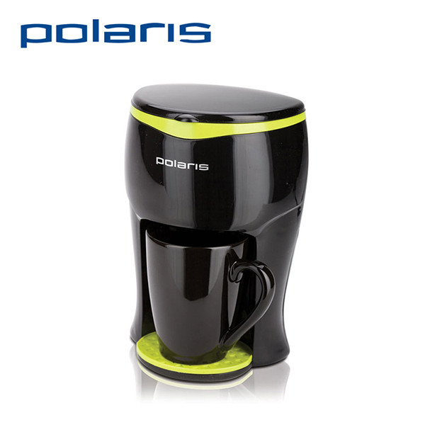 Polaris Automatic Coffee Machine DIY Hour glass Drip household Coffee Maker with cup PCM 0109 ...