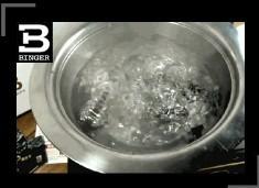Швейцария часы мужские люксовый бренд БИНГЕР бизнес кварц полный нержавеющая сталь Водонепроницаемость Наручные Часы B3005M-4