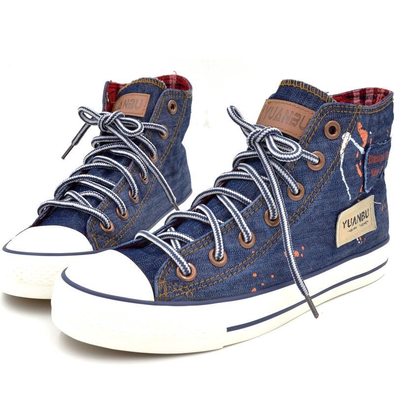 aliexpress buy vintage canvas shoes retro high