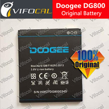 Doogee DG800 Battery 100% Original 2000Mah Battery For Doogee VALENCIA DG800 Smartphone + Free shipping - IN Stock(China (Mainland))