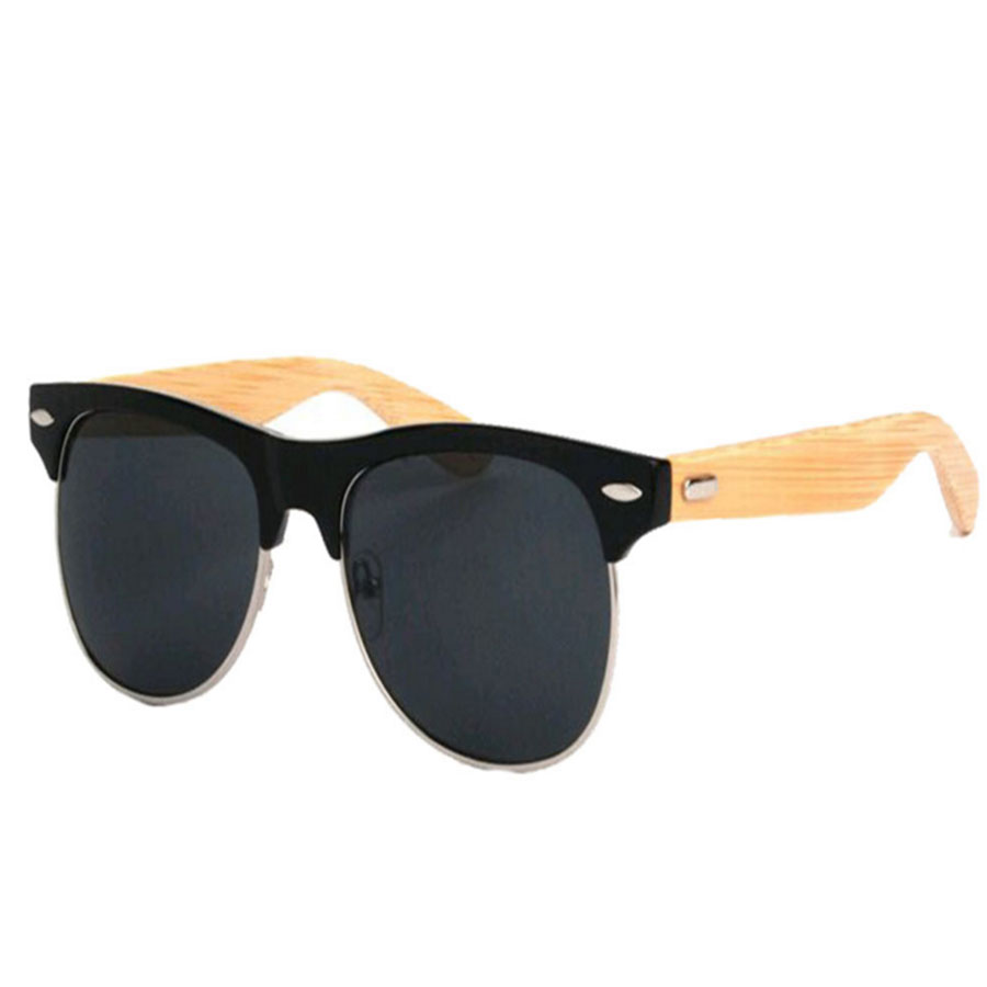 Wooden Frame Glasses Nz : high quality Bamboo Women Sunglasses Oval sunglasses ...