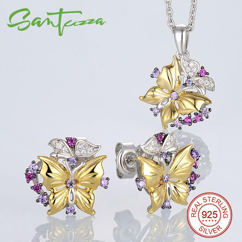 Jewelry Set-305203SACUZSZ925