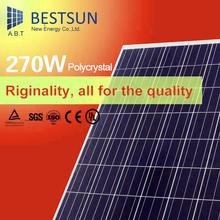 BESTSUN-Solar mount kit solar panel 270w 12 Volt Power Plastic Flexible Solar Panel Cell Car Battery Trickle Charger(China (Mainland))