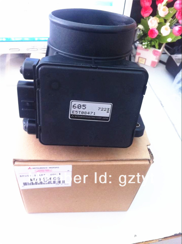For Japan car OEM MD343605 / E5T08471 Air flow meter
