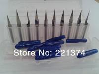 Машина для гравировки по металлу 10 3,175 33 , cnc,  PCB Cutters30 degree0.8mm J3.3008