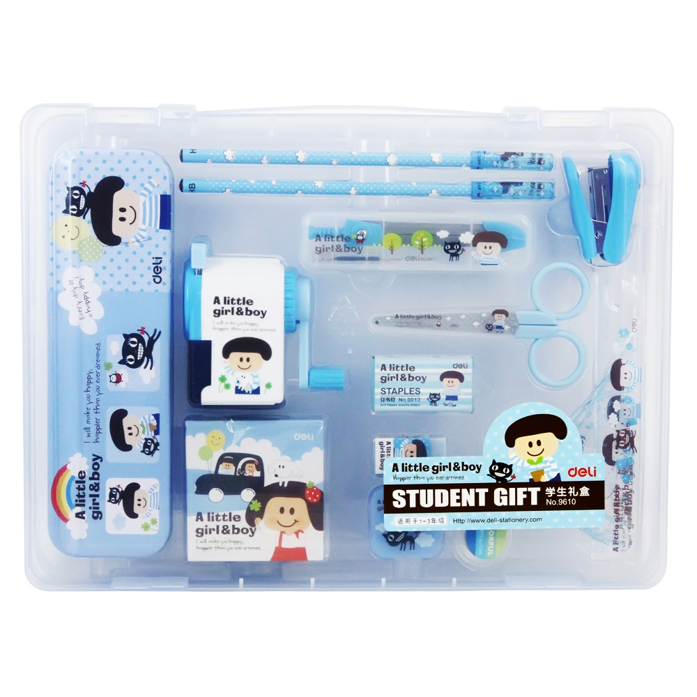 Primary school student stationery gift set stationery set the birthday gift prize for student and children<br><br>Aliexpress