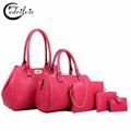 Crocodile Grain Composite Women Handbag W395 New Design Shoulder Bag Neverfull Totes Crocodile Grain Composite Women