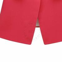 женщины куртка с воротником печатных цветочные отворот и цветочные складной манжеты s-xl черный & розовый nz100 кнопка 2 цвета