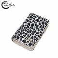 Leopard Pattern Hasp Women Purse W075 Multi function Female Wallet High grade Clutch Bag Leopard Pattern